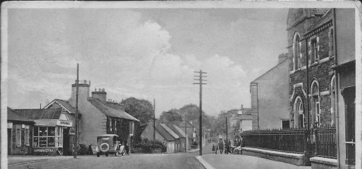 Athboy 1940. Courtesy of Bernard Walsh