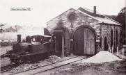 Athboy Railway Station, 1939. Courtesy of Bernard Walsh.