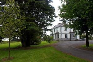 Boltown House, Kilskyre the birthplace of Harry Dyas