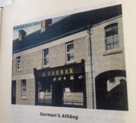 Gorman's Grocer. Courtesy of Anne Bird-Leavy,