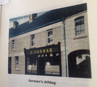 Gorman's Grocer. Courtesy of Anne Bird-Leavy,