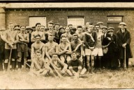 Athboy Hurlers circa 1920s. Courtesy of Des White.