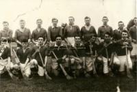 Athboy Senoir Hurlers 1930s. Courtesy of Des White.