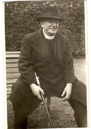 Father James Smith (brother Smith's tailor)/. Courtesy of Des White.
