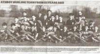 Athboy Hurling team 1934