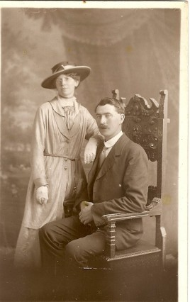 Andrew and Agnes Perry