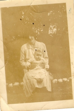 Taken in 1931. Rose Ward and Marie Ward (Marie Leavy) Courtesy of the Leavy family
