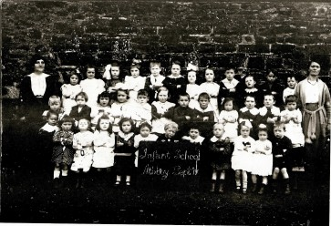 Athhboy Infants, September 1919. Courtesy of David Gilroy.