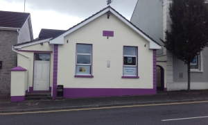 The Courthouse has been Athboy Macra Hall since the 1960s.