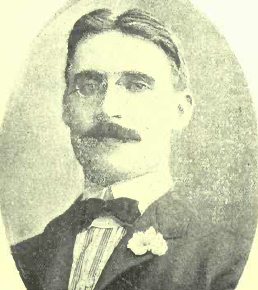 Major O'Donovan, President of Gaelic League.