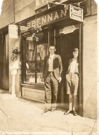 Brennan's Chemist - Date Unknown