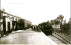 Athboy Railway Station - Date Unknown