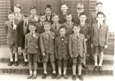 School Photo Unknown Year