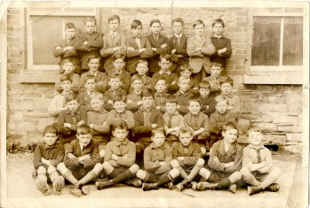 Back Row: T. Fox, W. Higgins, J. Gerahty, J . Ryan, - Tuite, P. Callaghan, P. Rispn. Middle: M. Gilroy, K. Keoghan, M. Gilligan, J.McNamee, ? Sullivan, J. Guinnan, T Sherrock, E. Ennis, A. McHale, C. Larressy, J. Sherdian, M. Callary, ????. S. Mangan Front Row: A. McConnell, ?? Sullivan, ?? Keoghan. Courtesy of David Gilroy.