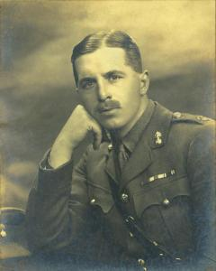 Capt Victor Henry Parr (circa 1914)
