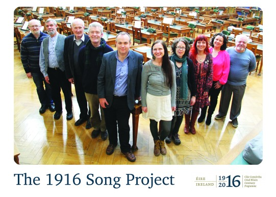 1916 Song Project