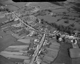 This aerial view of Athboy is dated April 1953.