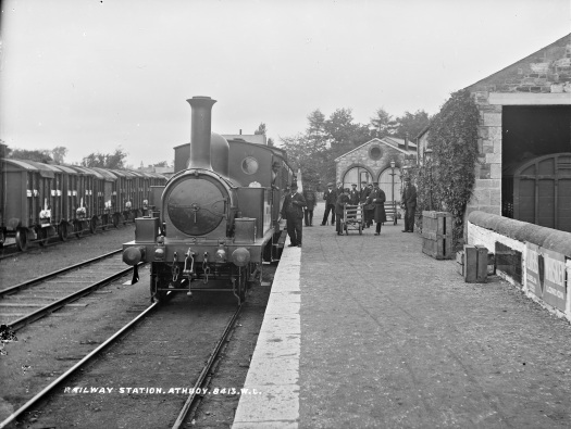 Athboy Railway Station