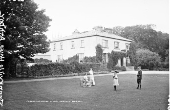 Lawrence Collection Photograph circa 1901 Courtesy National Library of Ireland